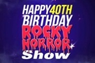 Happy 40th Birthday Rocky Horror